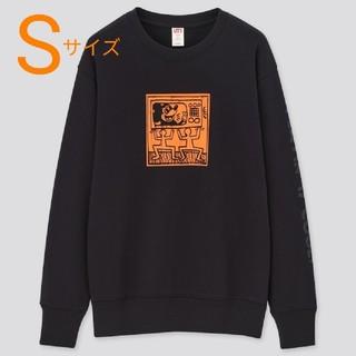 UNIQLO - ユニクロミッキーマウス×キース・ヘリング スウェットシャツ