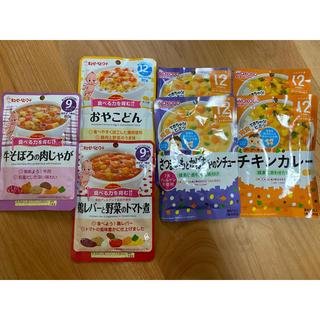 キユーピー(キユーピー)のキューピー&WAKODO ベビーフード7袋(その他)