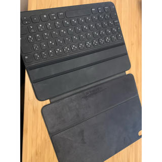 アップル(Apple)の11インチiPad Pro用Smart Keyboard Folio - 日本語(iPadケース)
