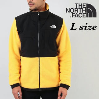 THE NORTH FACE - 【新品】THE NORTH FACE デナリジャケット イエロー フリース L