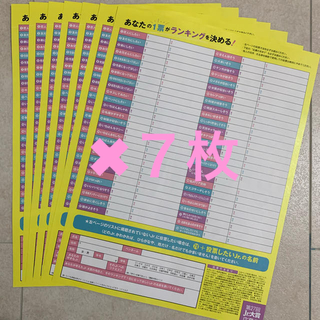 ジャニーズジュニア(ジャニーズJr.)のMyojo 2020年12月号 Jr.大賞応募ページ 7枚(アート/エンタメ/ホビー)