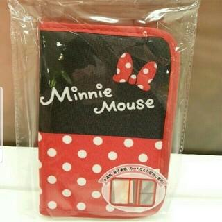 ミニーマウス(ミニーマウス)の新品 未開封💮Disney ミニー💮ミニーマウス★ディズニー★マルチケース(キャラクターグッズ)