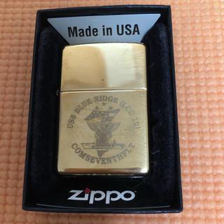 ジッポー(ZIPPO)のZippo USS BLUE RIDGE (LLC 19) ブルーリッジ(タバコグッズ)