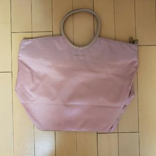 ツモリチサト(TSUMORI CHISATO)のTSUMORI CHISATOバッグピンク(トートバッグ)