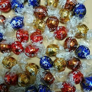 Lindt - 72個 リンツリンドールチョコレート アソート詰め合わせ
