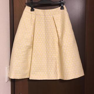 René - ミスJ 膝丈スカート 美品