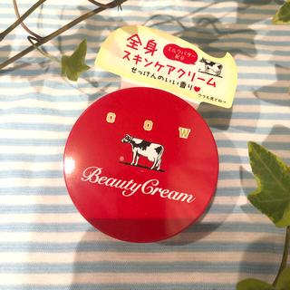 カウブランド(COW)の牛乳石鹸 カウブランド 赤箱 ビューティークリーム(ボディクリーム)