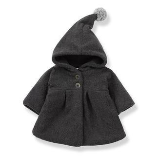 キャラメルベビー&チャイルド(Caramel baby&child )のshiroさま 新品未使用タグ付き 1 + in the family コート(ジャケット/コート)