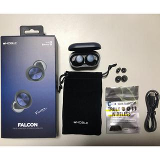ノーブル(Noble)の(美品)noble audio falcon (ヘッドフォン/イヤフォン)