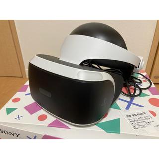 プレイステーションヴィーアール(PlayStation VR)のPlayStation VR PSVR 新品同様(家庭用ゲーム機本体)