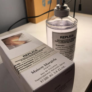 Maison Martin Margiela - Maison Margiela レプリカ オードトワレ レイジー サンデー モ…