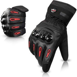 超人気!バイク用品 バイクグローブ 小雨対応 手袋 L