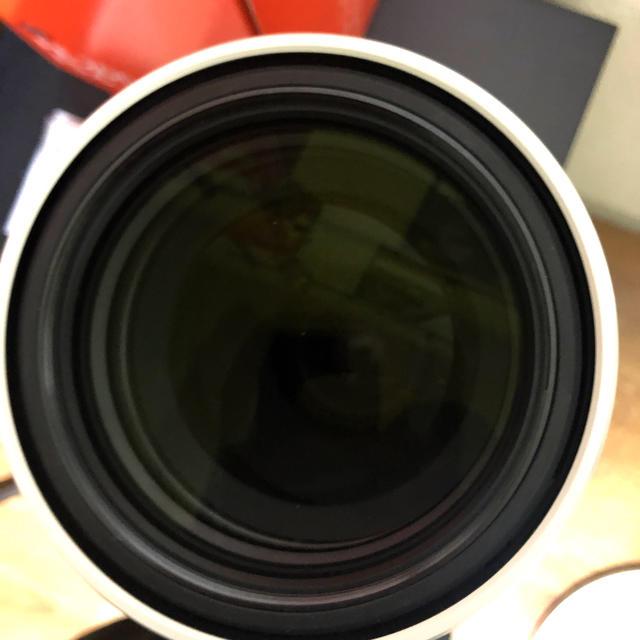 SONY(ソニー)のSEL200600G 超望遠 レンズ Sony ソニー ほぼ新品 200-600 スマホ/家電/カメラのカメラ(レンズ(ズーム))の商品写真