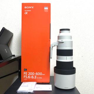 SONY - SEL200600G 超望遠 レンズ Sony ソニー ほぼ新品 200-600
