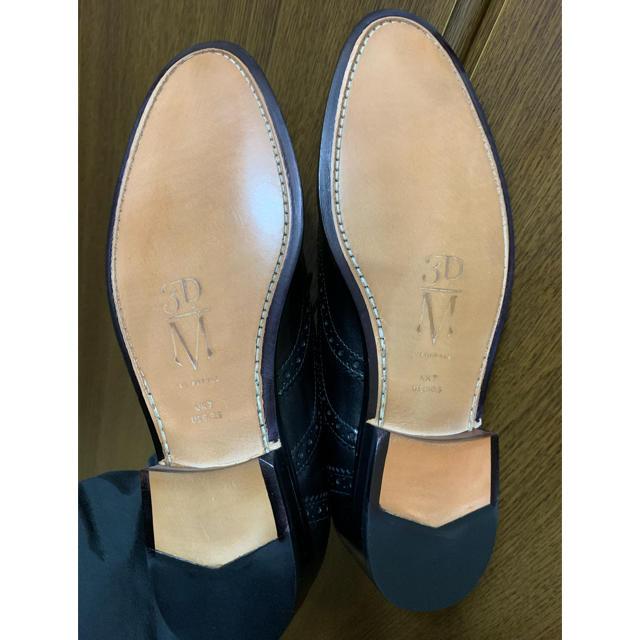 YANKO(ヤンコ)の3DM LIFE STYLE ウィングチップ スリーディーエム メンズの靴/シューズ(ドレス/ビジネス)の商品写真