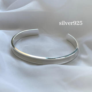 BEAUTY&YOUTH UNITED ARROWS - silver925  プレーンバングル