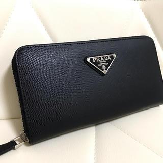 PRADA - コメント割引 プラダ PRADA 財布 ラウンドZIP 長財布 財布 サイフ