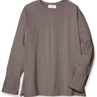 Mila Owen - ★新品 タグ付き★ミラオーウェン カフスドッキング ロングTシャツ