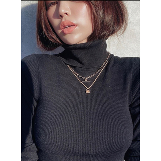 eimy istoire - eimy jewelry キーモチーフチェーンネックレス