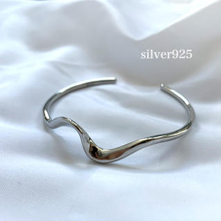 BEAUTY&YOUTH UNITED ARROWS - ✳︎期間限定セール価格✳︎ silver925  ウェーブバングル