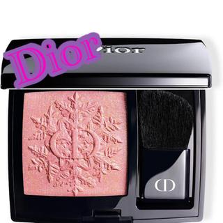 Dior - ディオールスキン ルージュ ブラッシュ<ゴールデン ナイツ>