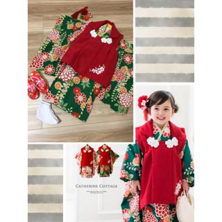 キャサリンコテージ(Catherine Cottage)のキャサリンコテージの着物セット♡100(ドレス/フォーマル)