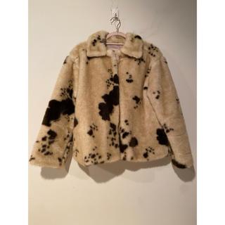ロキエ(Lochie)のcow fur jacket🐄🤎(毛皮/ファーコート)