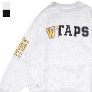 W)taps - WTAPS ダブルタップス 18AW RIPPER 01 スウェット 再構築