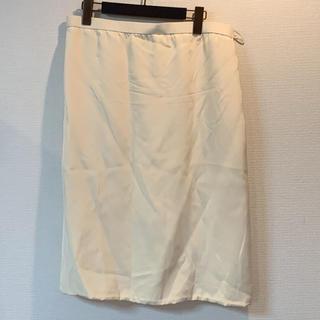 ICHIRO KIMIJIMA ベージュ スカート イチロー キミジマ 婦人服