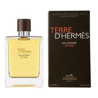 エルメス(Hermes)の新品テール ドゥ エルメス オー インテンス ベチバ- EDP 香水 サンプル(香水(男性用))
