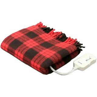 アイリスオーヤマ(アイリスオーヤマ)の【新品未使用】電気毛布 ひざ掛け アイリスオーヤマ(電気毛布)