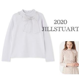 JILLSTUART - 未使用 JILLSTUART♡ 2020年 オディールリボンモチーフ付きニット