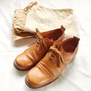 ポールハーデン(Paul Harnden)のポールハーデン オックスフォードシューズ(ローファー/革靴)