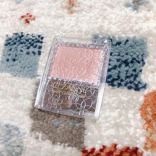 セザンヌケショウヒン(CEZANNE(セザンヌ化粧品))のセザンヌ パールグロウチーク P3 シナモンオレンジ(チーク)
