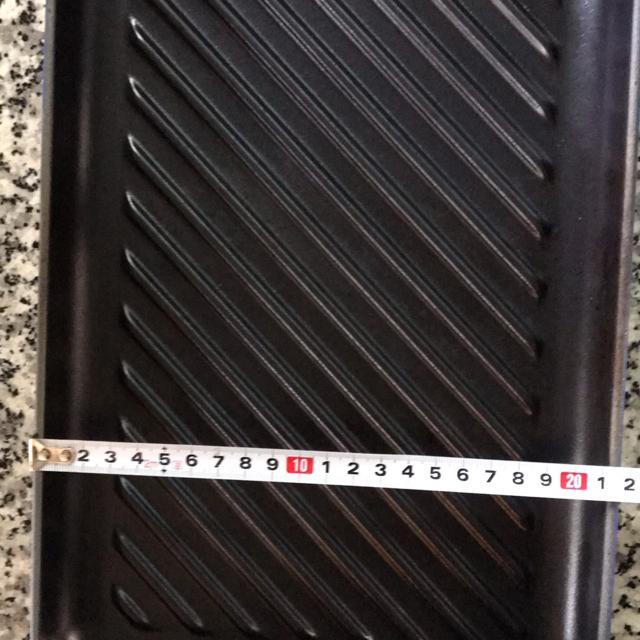 LE CREUSET(ルクルーゼ)のル・クルーゼグリル インテリア/住まい/日用品のキッチン/食器(食器)の商品写真