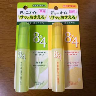 カオウ(花王)の8×4 デオドラントエッセンス  (制汗/デオドラント剤)