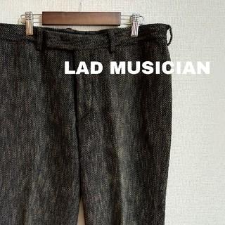 ラッドミュージシャン(LAD MUSICIAN)の【SALE】LAD MUSICIAN パンツ スラックス(スラックス)