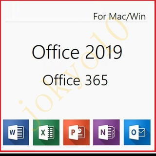 Microsoft - Office For Mac2019 Office 2019ProPlus365