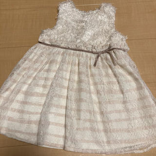 sense of wonder - sense of wonderファーワンピース ドレス