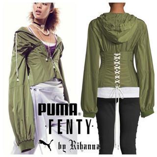 オープニングセレモニー(OPENING CEREMONY)のPUMA プーマ FENTY フェンティ Rihanna リアーナ コルセット(ブルゾン)