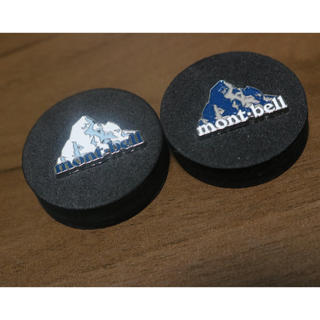 モンベル(mont bell)のモンベル ロゴ ピンバッジ(その他)