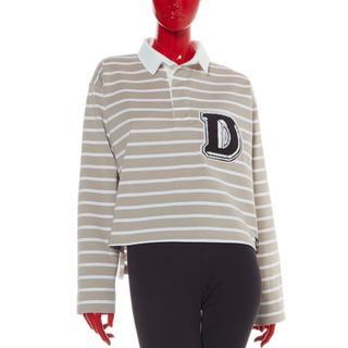 DOUBLE STANDARD CLOTHING - 人気❣️割引❣️ダブルタ パラレルジャージボーダーカットソー