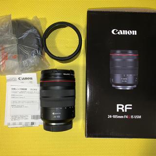 Canon - お値下げ交渉可能 美品 RF 24-105F4L IS USM