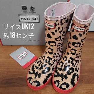 HUNTER - HUNTER ハンターレインブーツ長靴キッズ