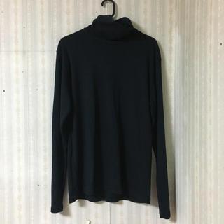 タートルネック 黒(Tシャツ(長袖/七分))