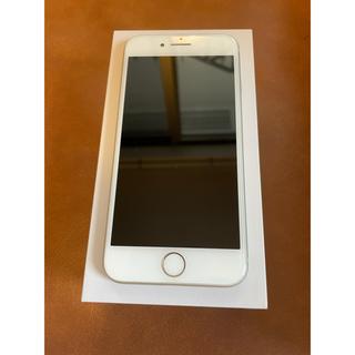 iPhone - 美品 iPhone 8 Silver 64 GB SIMフリー