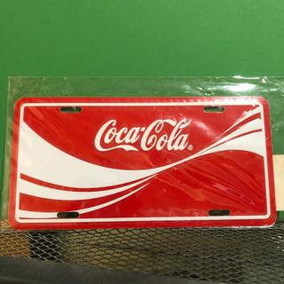 コカコーラ(コカ・コーラ)のコカコーラ  ティン ミニサイン 雑貨(その他)