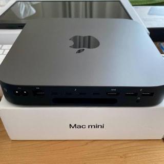 Apple - Mac Mini 2018 i7 32GB SSD512GB [定価22万]
