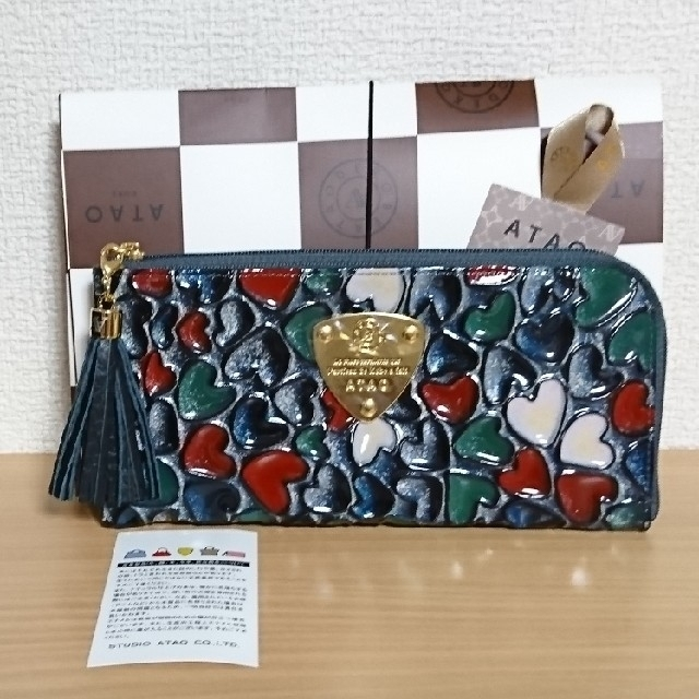 ATAO(アタオ)の☆価格変更☆   ATAO アタオ  長財布  ハッピーヴィトロシリーズ  リモ レディースのファッション小物(財布)の商品写真