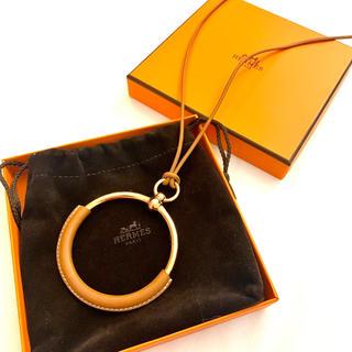 エルメス(Hermes)の希少♡エルメス♡ループグラン♡新品♡2020年10月購入(ネックレス)